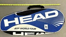 Head Tennis Atp World Tour Official Bag Only Blue, White And Black