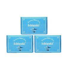 ISHIGAKI PREMIUM WHITENING SOAP 150g Set of 3