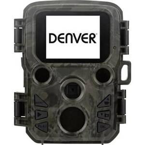 Denver WCS-5020 Wildkamera 12 Mio. Pixel Low-Glow-LEDs Camouflage, Schwarz