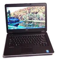 Dell Latitude E6440 Laptop 8GB 256GB SSD Windows 10 Pro