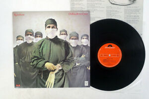 RAINBOW DIFFICULT TO CURE POLYDOR 28MM 0018 Japan VINYL LP