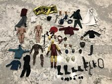 Mezco ONE:12 Collective Huge Lot Of Fodder Figures And Pieces Rumble Society