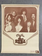 1970s Ruby Starr and the Grey Band Poster Sandras Armadillo World Headquarters