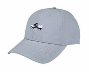 FootJoy Golf 2021 Performance Shoe Adjustable Hat/Cap COLOR: Grey