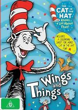 Cat In The Hat : Vol 1 (DVD, 2011)new & sealed