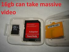 1pcs 16gb microSDHC with MASD-1 MicroSD TF to OLYMPUS XD Picture ADAPTER
