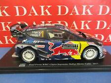 Die cast 1/24 Modellino Auto Ford Fiesta WRC Rally Monte Carlo 2017 S.Ogier
