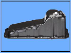 Engine Oil Pan For OEM # 53021755AA Dodge JEEP Mitsubishi RAM With Drain Plug