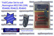 Remington MicroScreen2 Replacement Foil/Cutter SP69- NEW - GENUINE - for RS4400