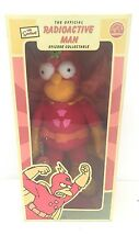 The Simpsons: Radioactive Man - Official Episode Collectable - Applause NEW
