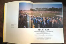 1979 MASTERS HISTORY GOLF TOURNAMENT + pairings and start times green jacket