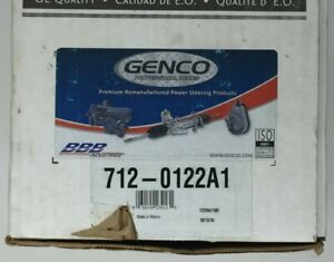 Power Steering Pump BBB Industries 712-0122A1 Reman Genco NIB