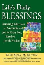 Life's Daily Blessings : Inspiring Reflections on Gratitude and Joy for Every~LN
