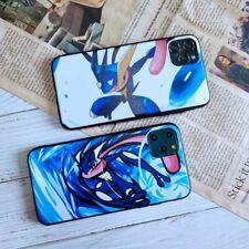 Pokemon Greninja Soft Cover Case For Apple iPhone 7 8 Plus X Xs Xr 11 12 Pro Max