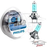 Philips WhiteVision ULTRA H7  4200k bis zu 60% mehr Halogenlampe 12972WHUSM