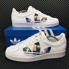 🌈 Adidas Superstar Pride LGBTQ (Men's Size 11) Love Unites Athletic Sneakers
