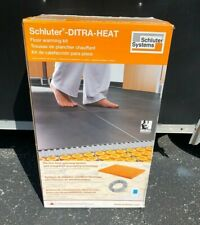 Schluter Systems Schluter Ditra Heat Floor Warming Kit DHEK12040 NEW Free Ship