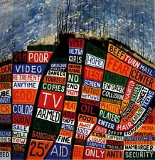 RADIOHEAD hail to the thief (CD album) alternative rock, experimental