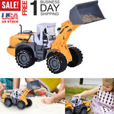 Heavy Beach Toy Front Loader Tractor Model 1:22 Scale (Front Loader) Gift Box