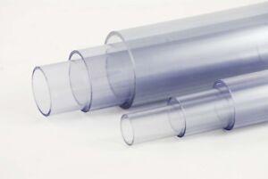 PVC Rohr Transparent PVC Druckrohr Transparentes PVC Rohr