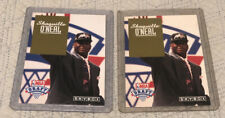 New listing 1992 Draft Pick Shaquille Oneal Rookie Lot HOF RC DP #1 Shaq INSERT SP 92 Skybox