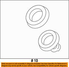 FORD OEM Engine Parts-Filler Pipe 7T4Z6763BA
