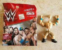 Mighty Minis WWE Wrestlers John Cena from Mystery Pack New Loose A