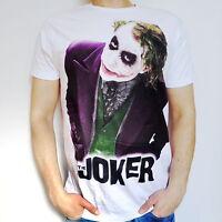 Joker Batman Mens T Shirt Super Heroes Official Primark Size S, M, L, XL, XXL