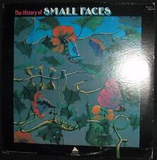 Small Faces-The History Of The Small Faces 1972 MGM LP EX
