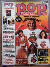 POP 10 - 1976 (2) David Bowie The Beatles Smokie John Miles Rick Wakeman