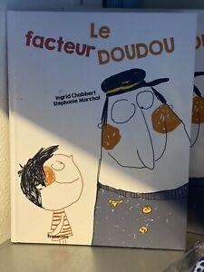 Lot Revendeur Palettes Affaires 2 Très Beaux Livres Enfants Facteur Doudou