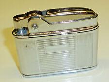 """MOSDA """"STREAMLINE"""" AUTOMATIC POCKET LIGHTER -PAT.NO. 687103 - 1955 -ENGLAND"""