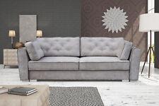 Sofa mit Schlaffunktion Polstersofa Couch Bettkasten Schlaffsofa Dolaro 15