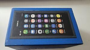Nokia N9 - 64GB - Black (Unlocked) Smartphone