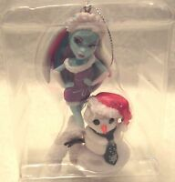 New in Box - Monster High - Abbey -  Christmas Ornament