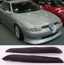 Alfa Romeo 156 eyebrows Scheinwerferblenden