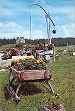 BR57393 La pompe a balancier le haut doubs champignons expo halle plyv    France