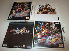 Project X Zone (Nintendo 3DS) XL 2DS Game Limited Edition