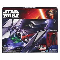 Hasbro Star Wars The Force Awakens First Order Special Forces Tie Fighter - NEW!