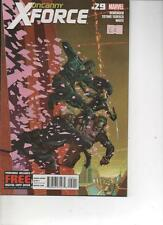 UNCANNY X-FORCE 29   DATED OCT 2012  MINT