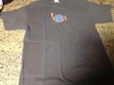 Unisex Phish Dry Goods T Shirt Gray Size Med