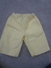 EUC Gap Kids Yellow Shorts Size 6