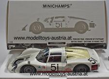 PORSCHE 906 1967 24 Stunden Rennen Daytona Jochen RINDT / MITTER 1:18 Minichamps