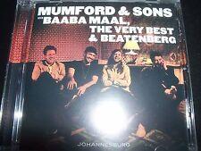 MUMFORD & SONS Johannesburg Ep (Australia) CD EP - New