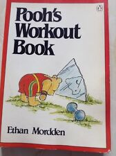 Pooh's Workout Book, Ethan Mordden, A Penguin Paper Back Book 1985 Vintage