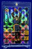 SHAQUILLE O'NEAL HOLOGRFX NBA PRISM REFRACTOR LOS ANGELES LAKERS SP HOF