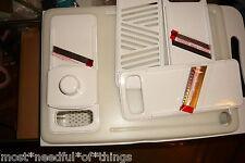 Tci Large Over-Sink Colander/Strainer Cutting Board & 5pc Mandolin Slicer Set
