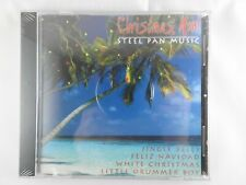 """CHRISTMAS MON! STEEL PAN MUSIC"" V/A BRAND NEW! STILL SEALED! ONLY NEW ON eBAY!"
