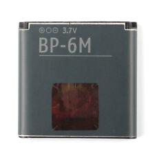 Replacement Battery For BP-6M BP6M NOKIA N73 N77 3250 6233 6234 N93 6288 1100mAh