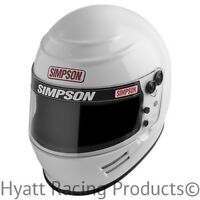 Simpson Voyager 2 Auto Racing Helmet SA2015 - All Sizes & Colors